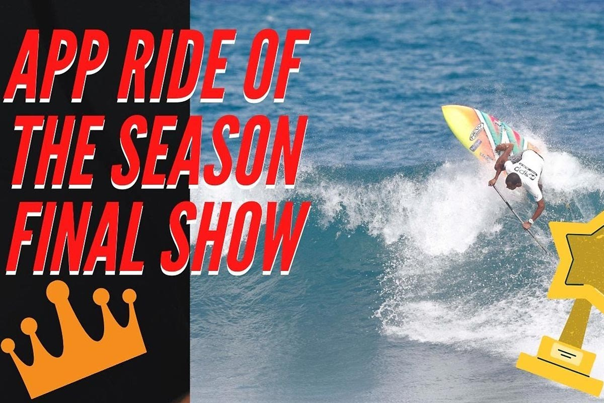 APP Ride of the Season - Le show final