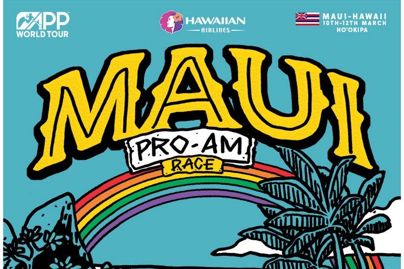 Maui Pro-Am Race