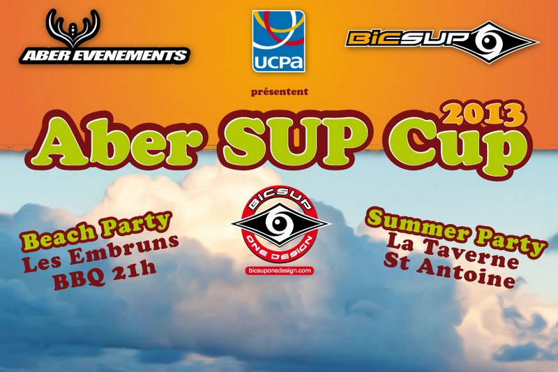 Aber SUP Cup 2013