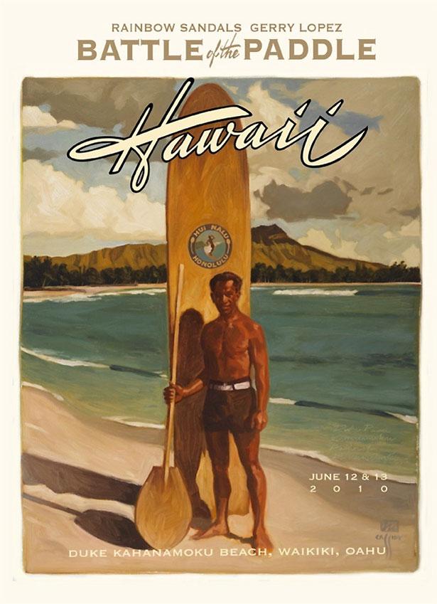 Battle of Paddle Hawaii
