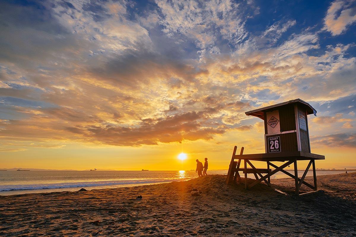 Les plages inaccessibles jusqu'au 1er juin