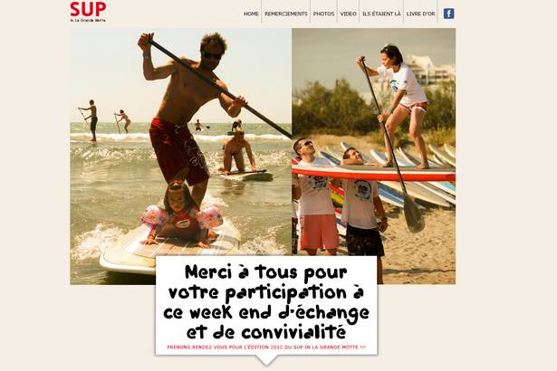 SUP in LGM, le best of