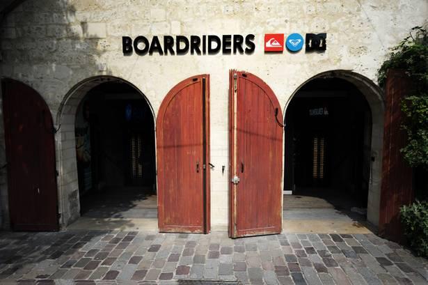 Un Boardriders à Bercy