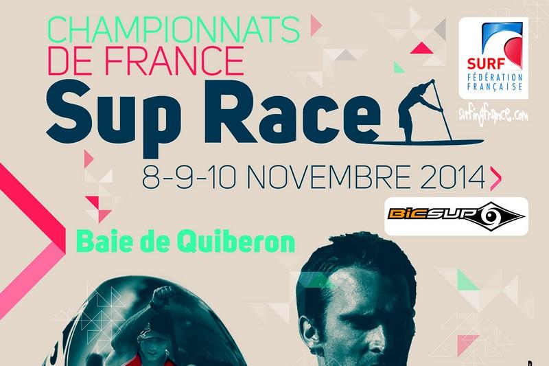 Championnats de France SUP Race