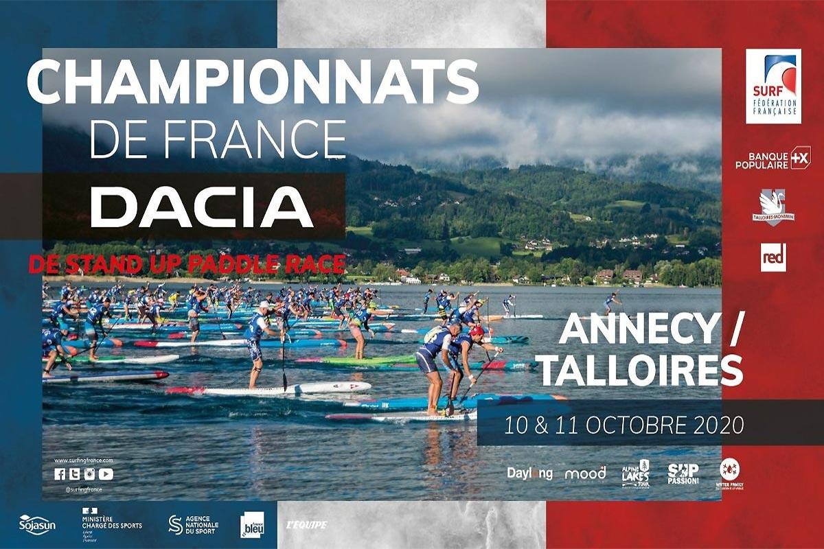 Championnats de France Dacia Eaux Intérieures