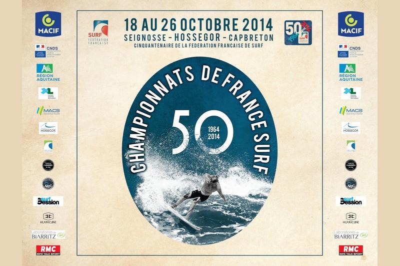 Championnats de France surf