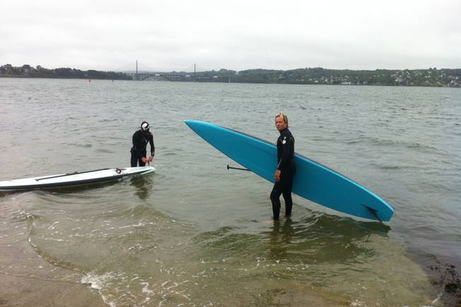 Clinic SUP - Jour 4
