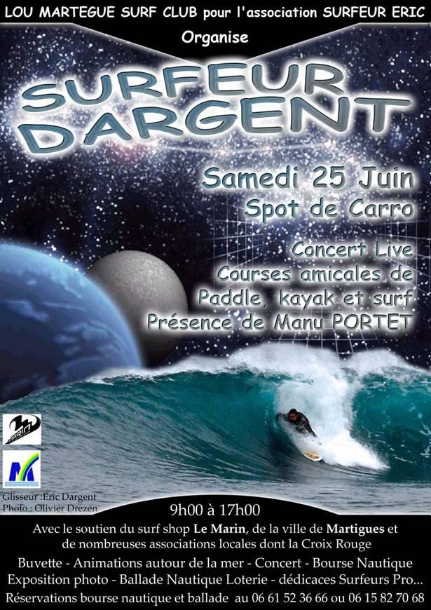 Eric Surfeur Dargent