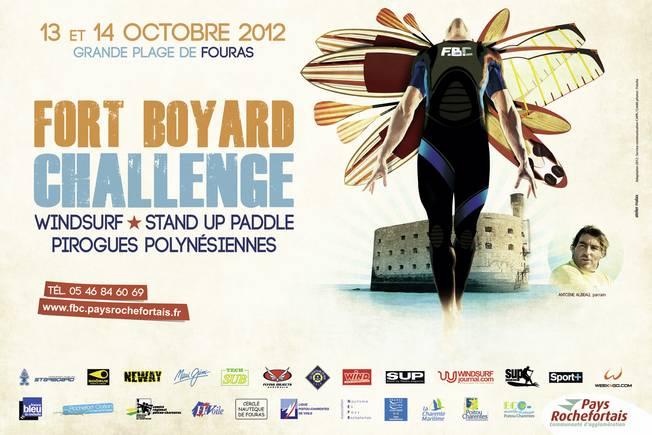 Fort Boyard Challenge 2012