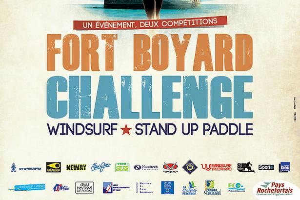 Fort Boyard Challenge J-3