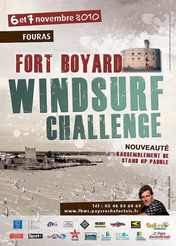 Du SUP à Fort Boyard