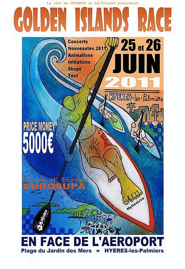 Golden Islands Race
