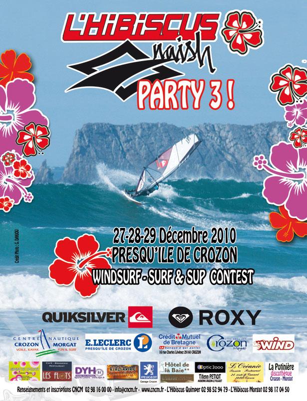 Hibiscus Naish Party 3