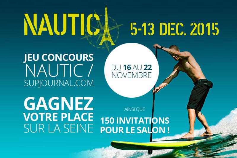 Jeu concours : Gagnez votre place sur la Seine !
