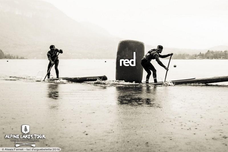 Alpine Lakes Tour : De la pluie et 2 belles courses