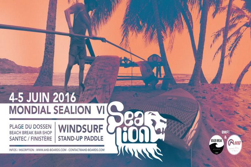 Compétition : Mondial Sealion VI