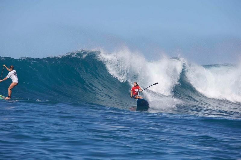 Turtle Bay Women's Pro : Début de l'épreuve