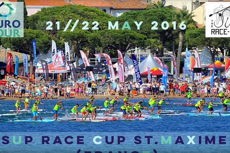 Compétition : The SUP Race Cup