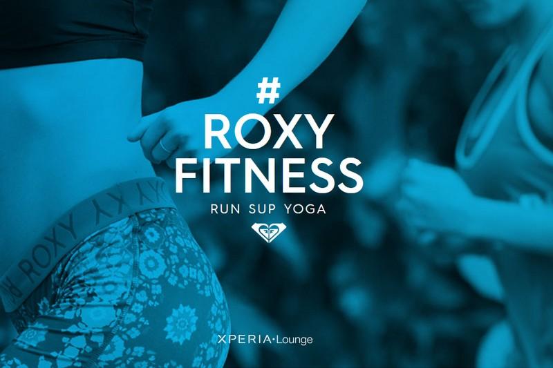 Evénement : RoxyFitness Tour