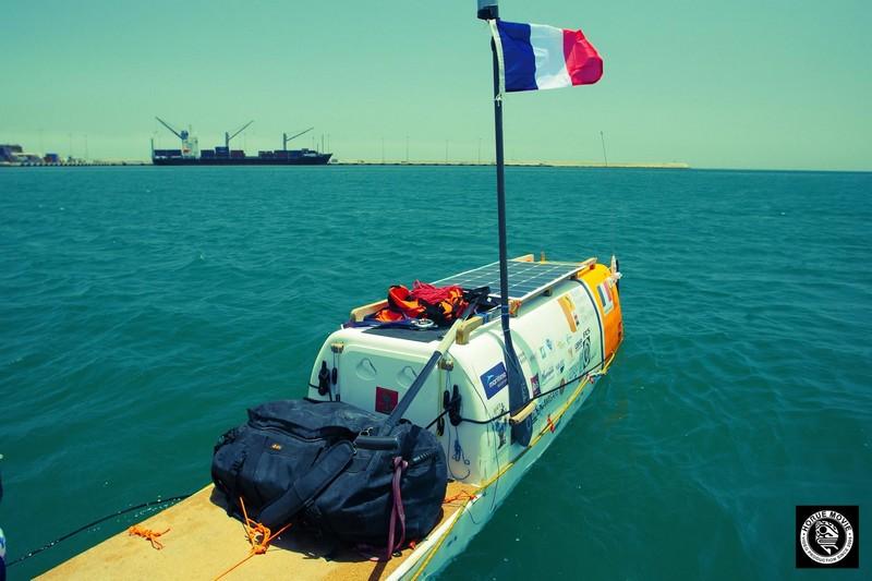 SUP Transatlantic : Retour à terre de Nicolas Jarossay