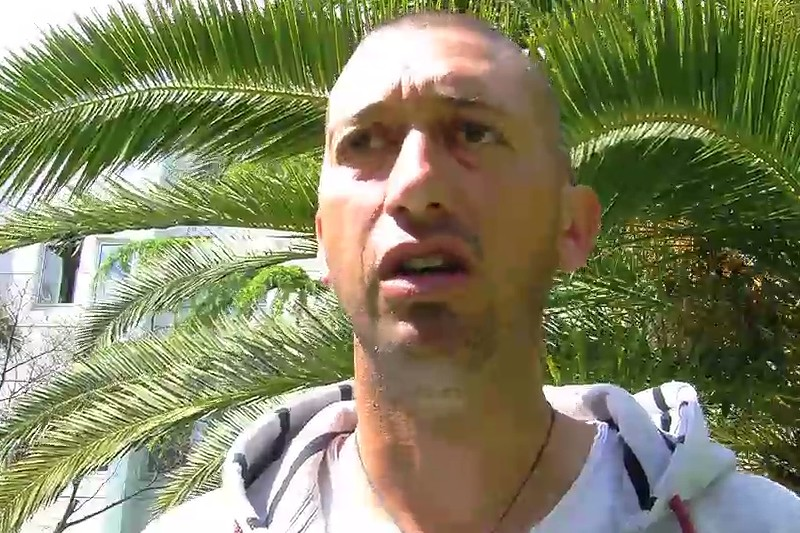 SUP Transatlantic : Nicolas Jarossay au micro de Maritima Info