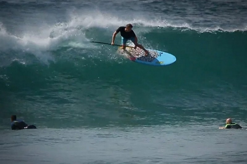 Vidéo : Andrew Cassidy en action
