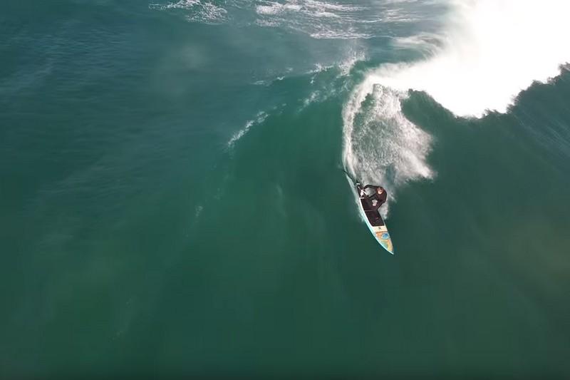 Vidéo : San Diego, des vagues et des dauphins