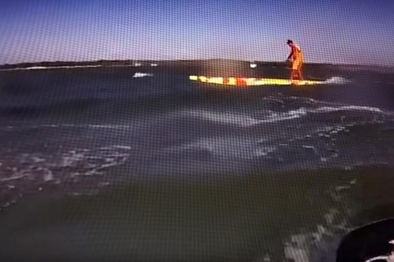 Vidéo : Glide on the Seaway