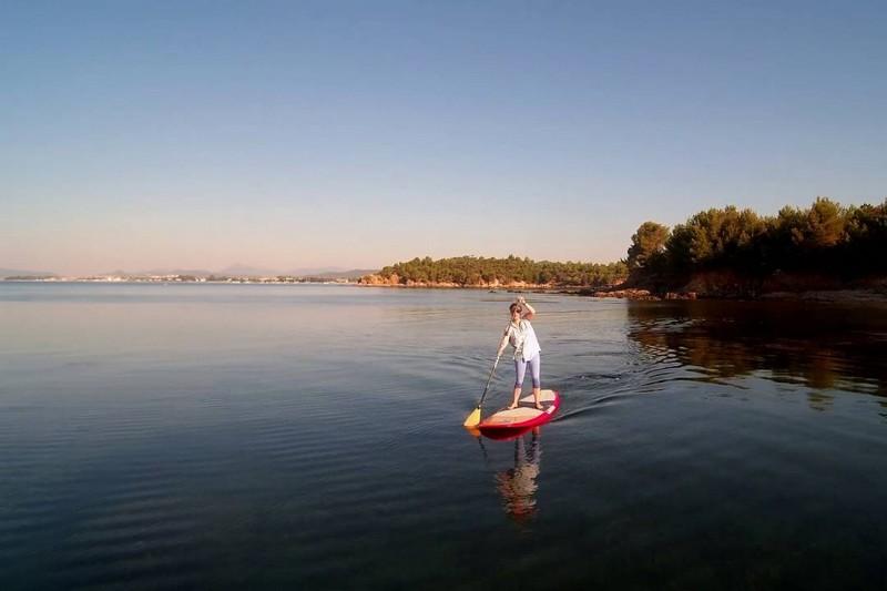 Vidéo : Une balade vers l'îlot de Léoube