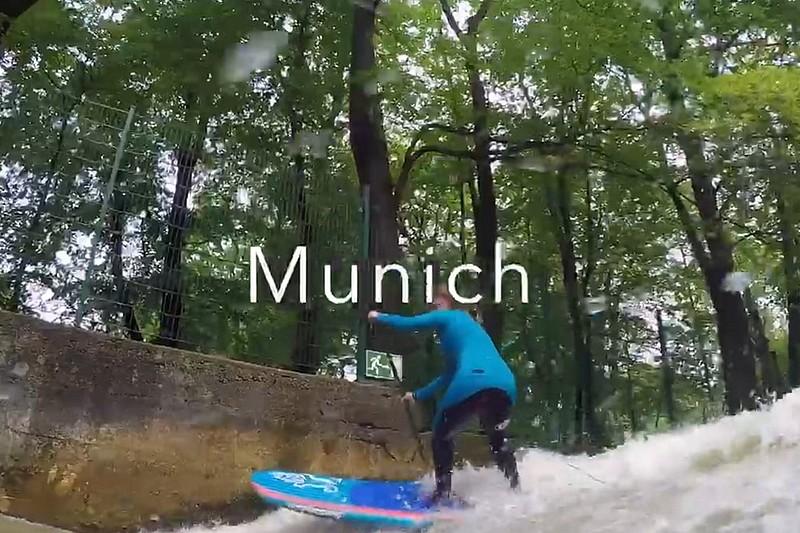 Vidéo : Fiona Wylde en Allemagne