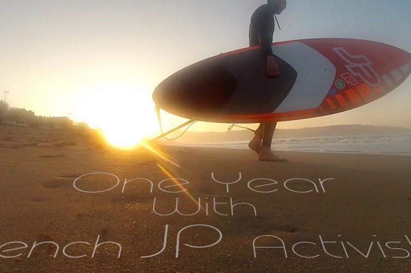 Vidéo : 1 an avec le team JP Australia France