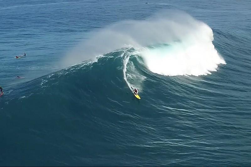 Vidéo : Jaws le 15 janvier