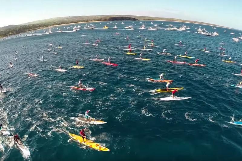 Vidéo : Molokai2Oahu, un nouveau best of