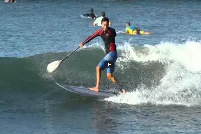 Vidéo : Martin Letourneur - USA & Saint-Malo