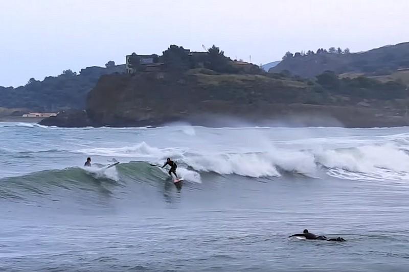 Vidéo : Une belle session en Méditerranée