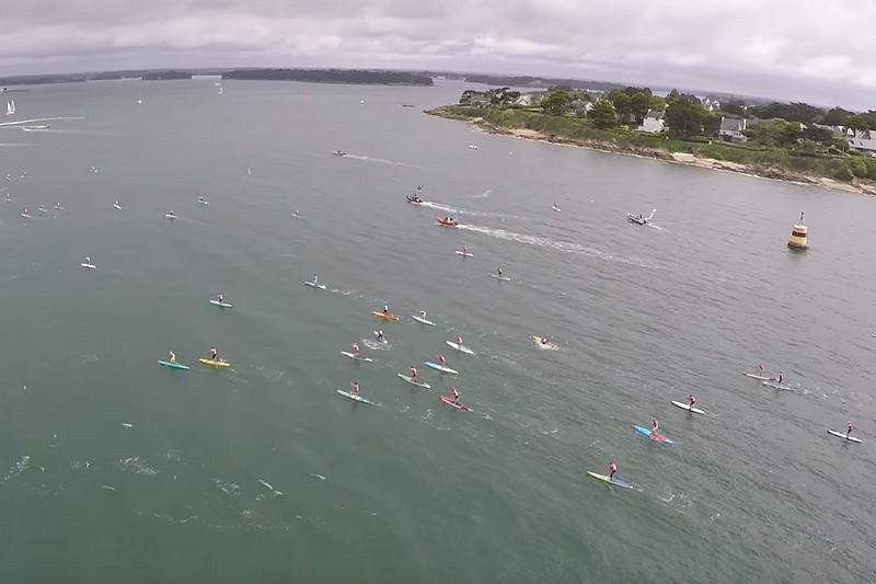 Vidéo : Le Morbihan Paddle Trophy en images