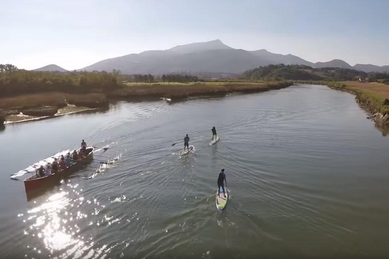 Vidéo : Une balade au Pays basque