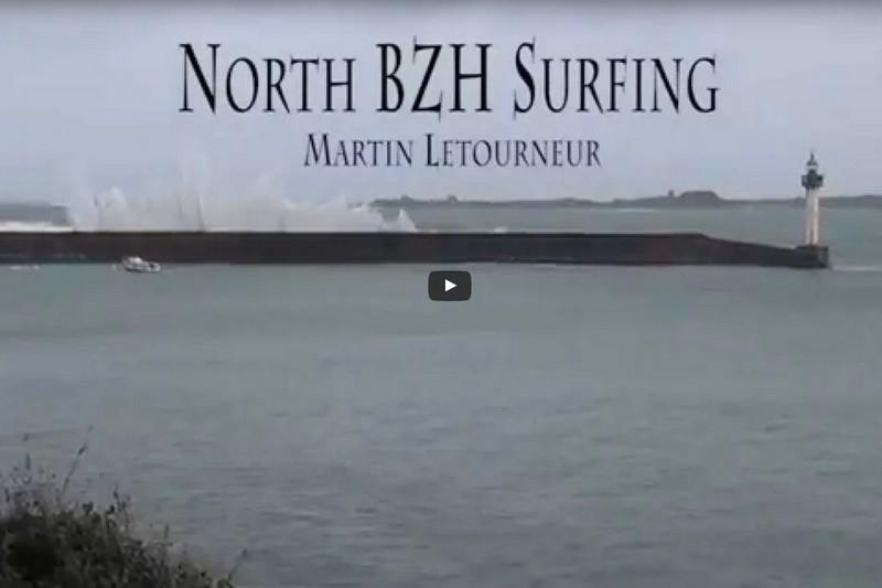 Vidéo : North BZH Surfing