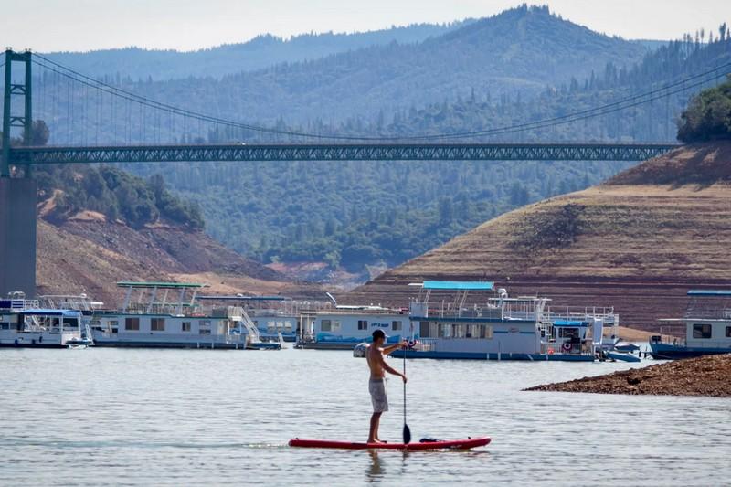 Vidéo : La sécheresse en Californie
