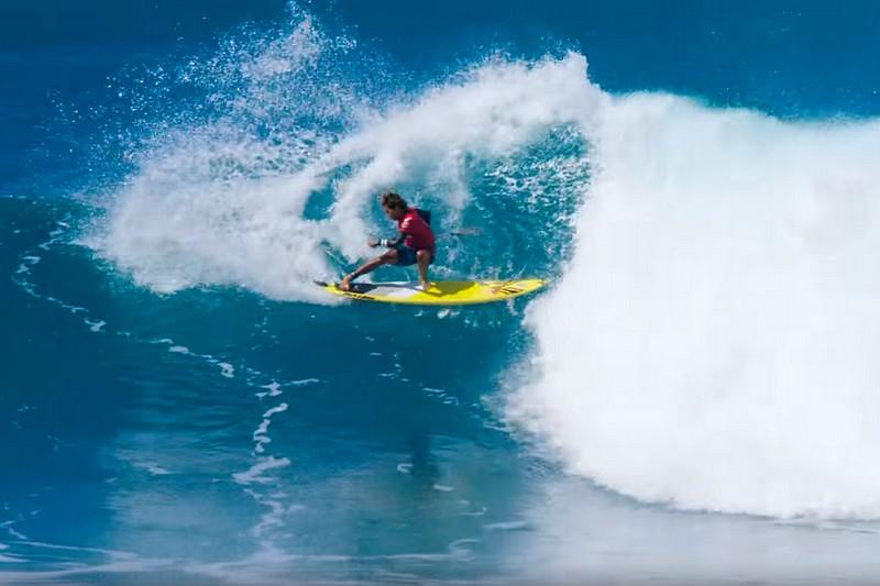 Sunset Beach Pro : La 1ère journée en vidéo