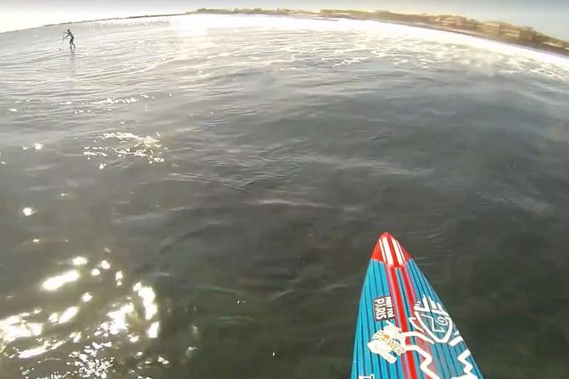 Vidéo : 30 secondes de pure glisse