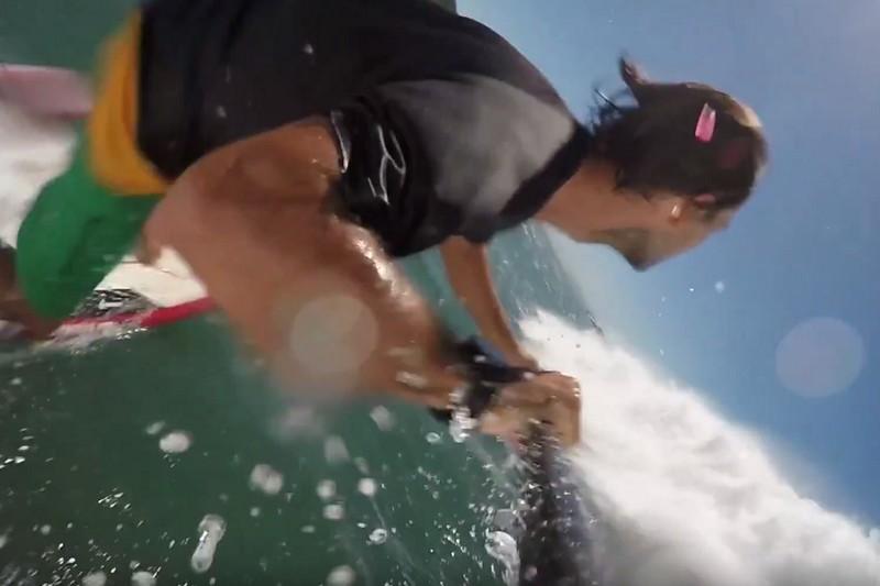 Vidéo : Yann Rifflet à Ibiraquera