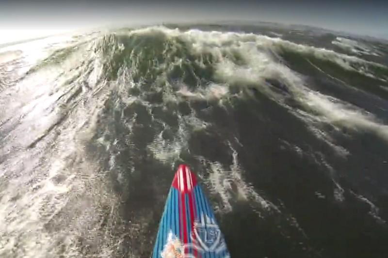 Vidéo : Un bump vertigineux