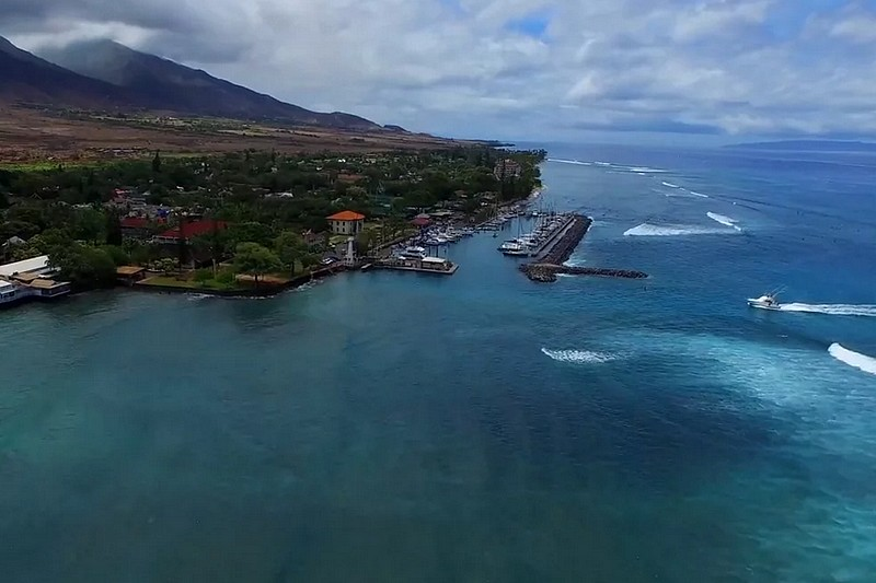 Vidéo : Hawaii vu du ciel