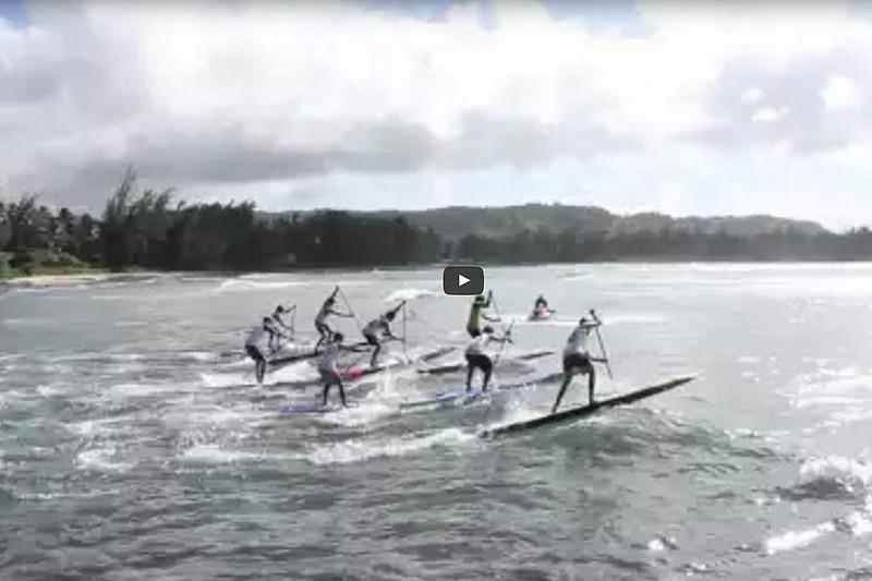 SUWS Oahu : La finale vue de l'intérieur