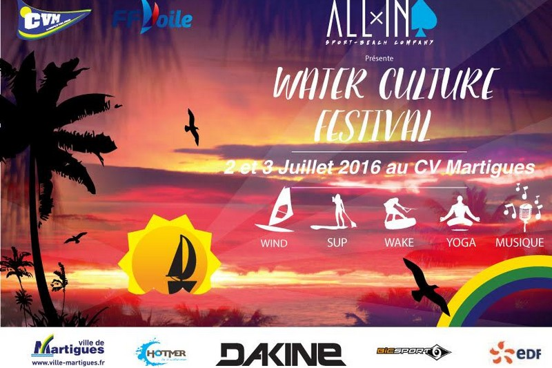 Evénement : Water Culture Festival