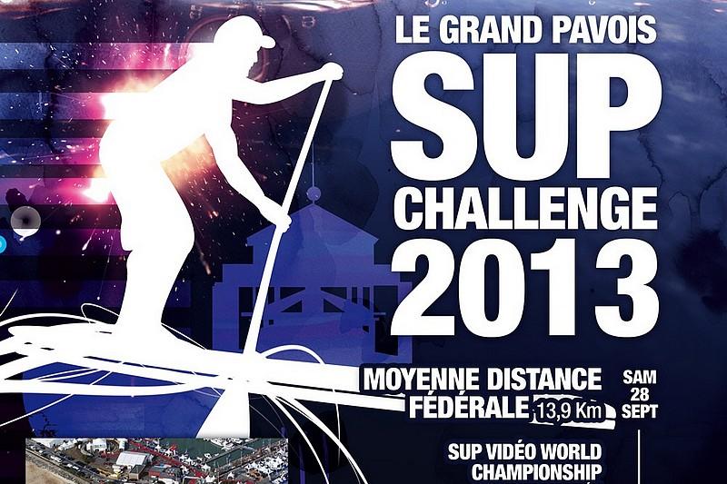 Le Grand Pavois SUP Challenge 2013