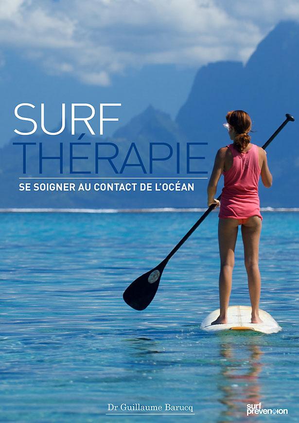 Surf Thérapie, le livre