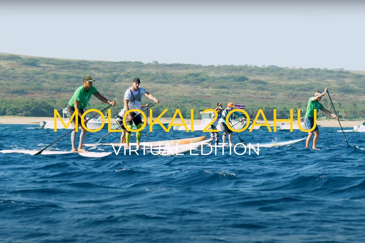 La Molokai 2 Oahu lance son édition virtuelle