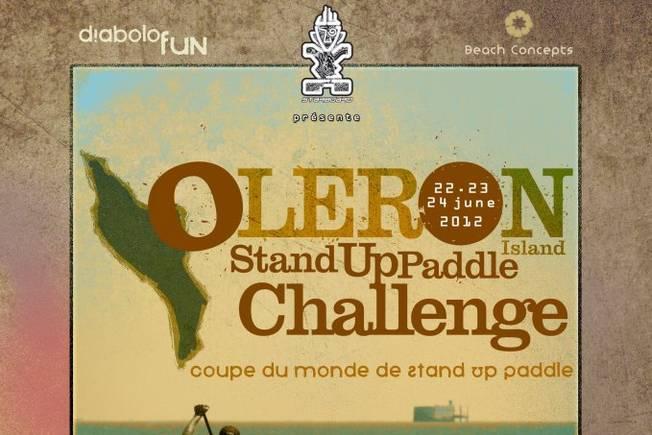 Oleron Island SUP Challenge
